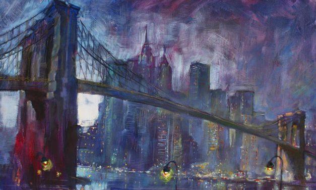Մեծ քաղաքի լույսերը :: Սաթե Հովակիմյան